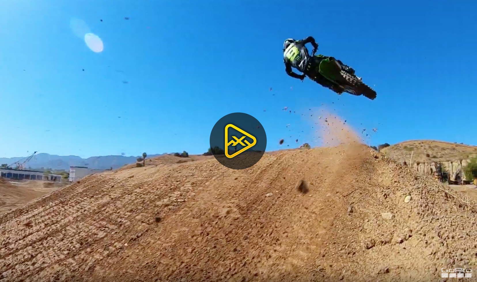 450 Track Day with #9 Adam Cianciarulo