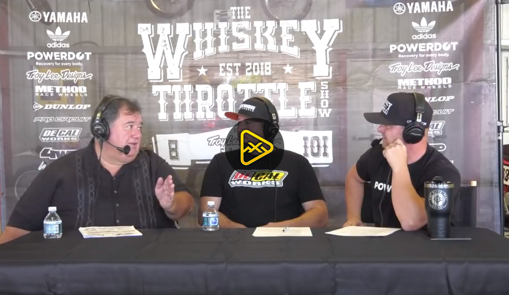Marty Tripes Interview – Whiskey Throttle Show