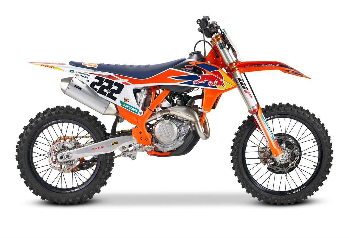Prado and Cairoli Special Edition KTM's Announced