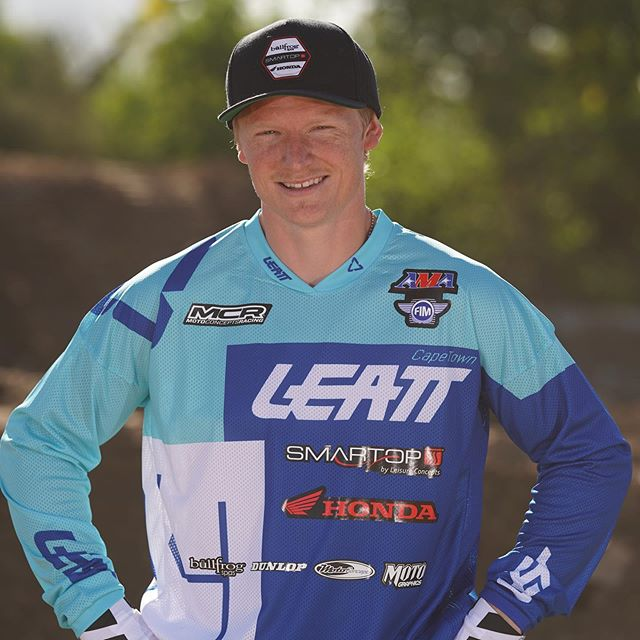 Justin Hill Signs with MotoConcepts / Honda for 2020