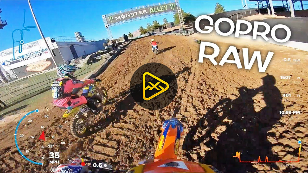 GoPro: Haiden Deegan at Monster Cup Futures