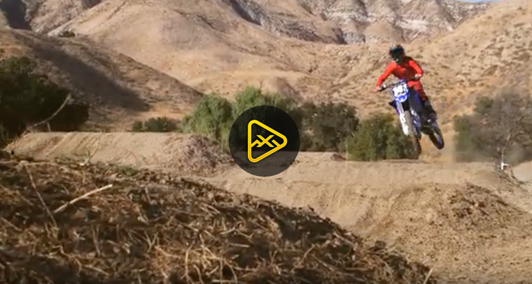 YZ125 2-Stroke Supercross with Robbie Wageman