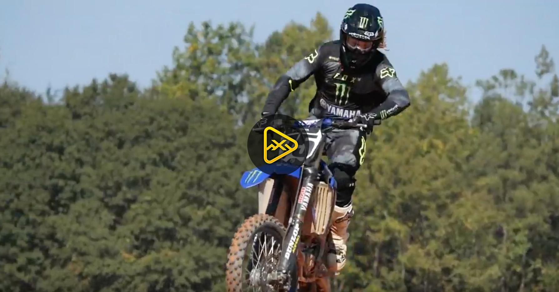 Josh Hill – Australian SX Prep
