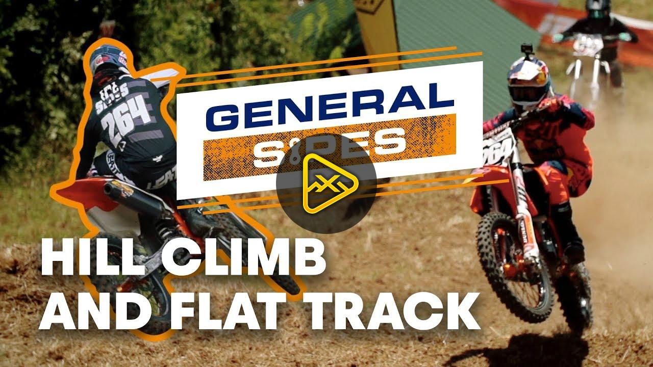 General Sipes Ep4: Ryan Sipes Hillclimb & Flat Track