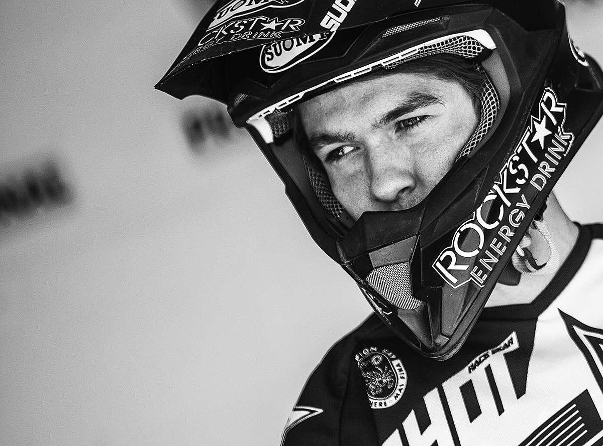 Thomas Covington to Gebben Van Venrooy Yamaha MXGP Team