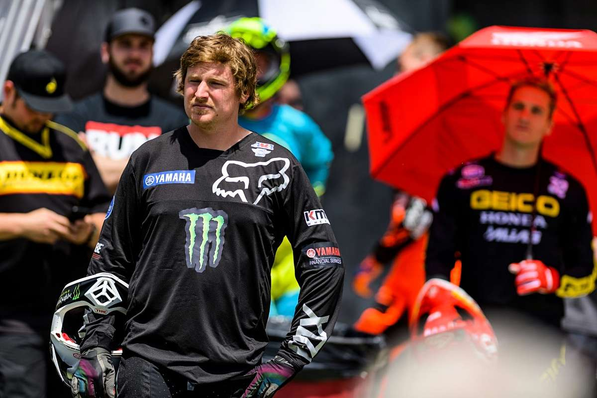 Josh Hill in for Australian Supercross