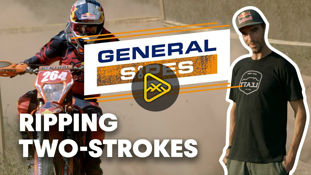 General Sipes Ep5: ISDE and Ripping 2 Strokes