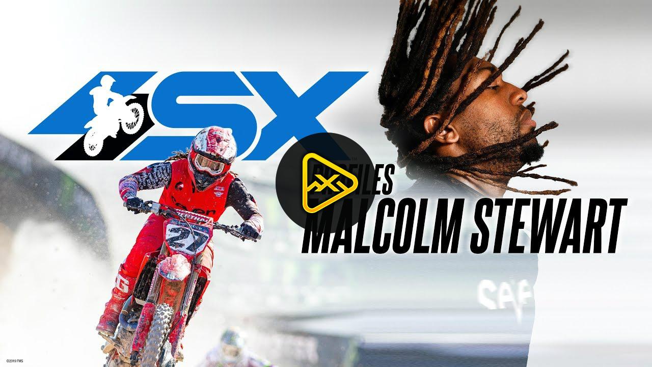 Rider Profile: Malcolm Stewart