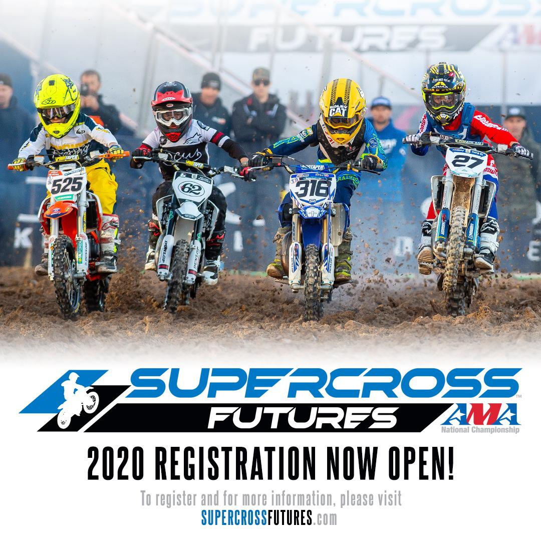 2020 Supercross Futures Registration Open