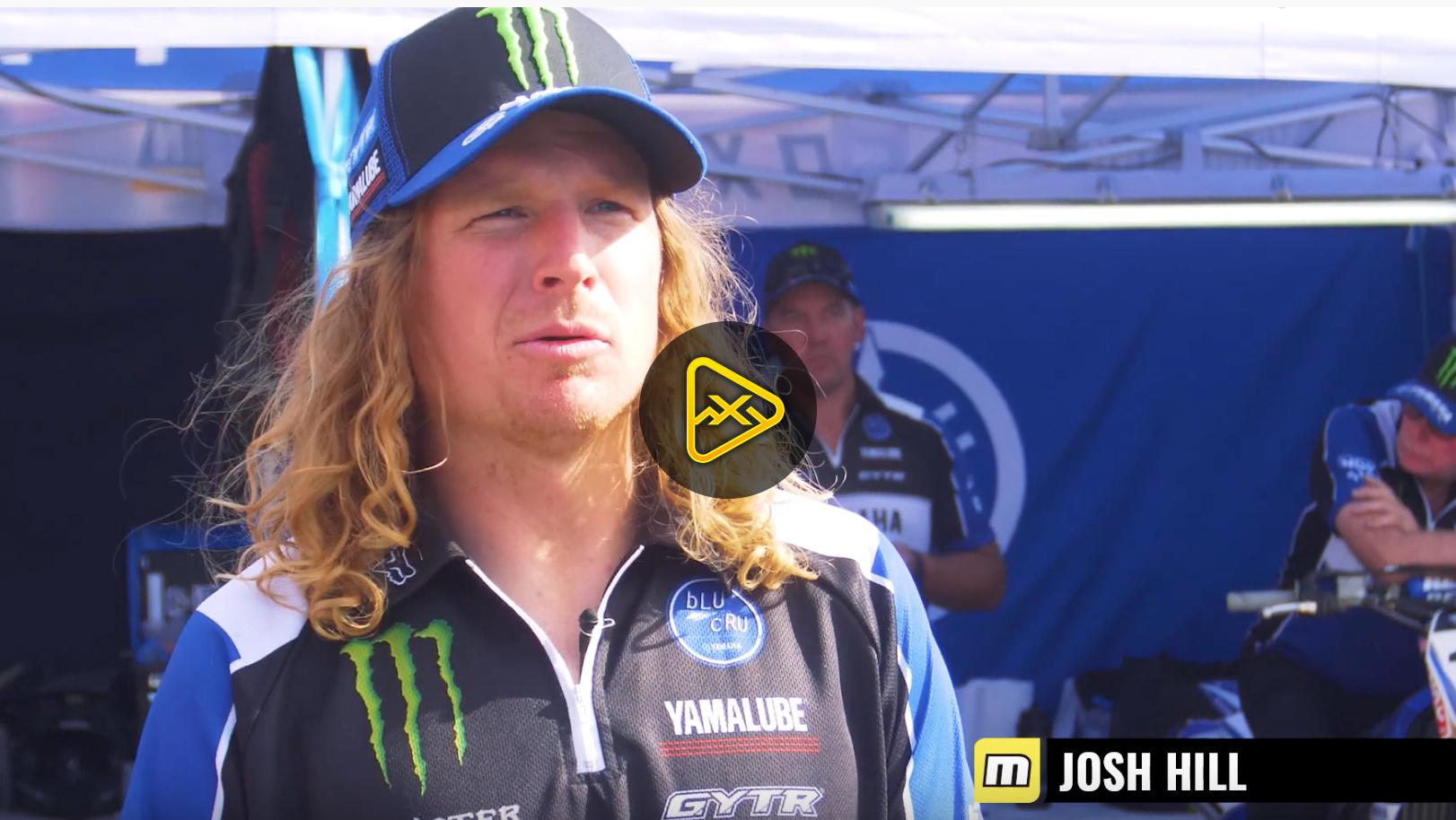 Inside Line: Josh Hill