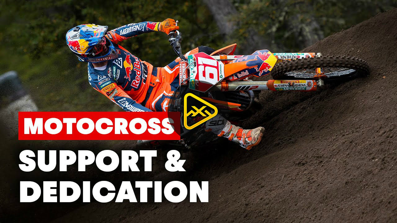MX World S2 Ep3 – Teams And Families Behind Riders