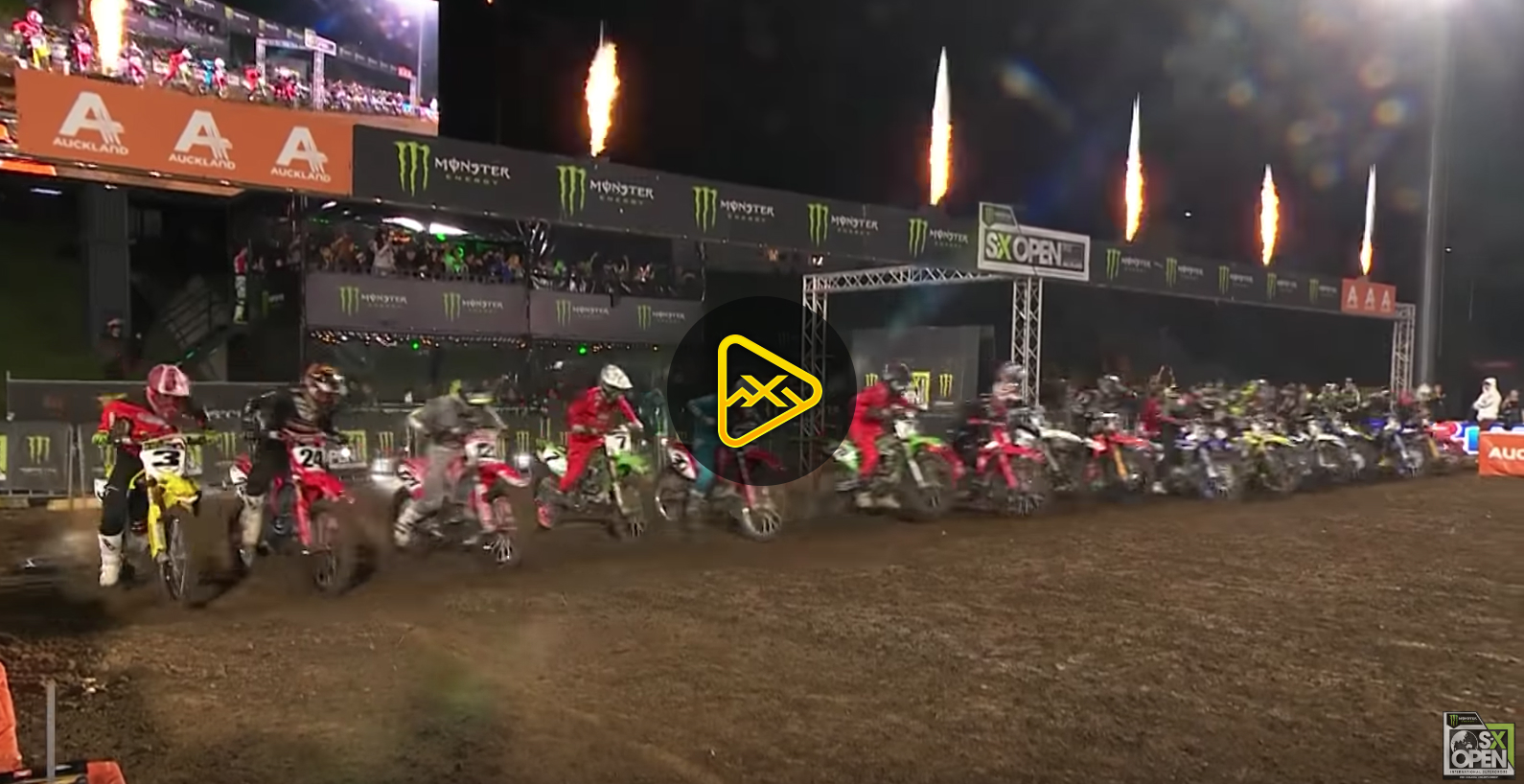 Highlights – SX1 at 2019 Monster S-X Open Auckland