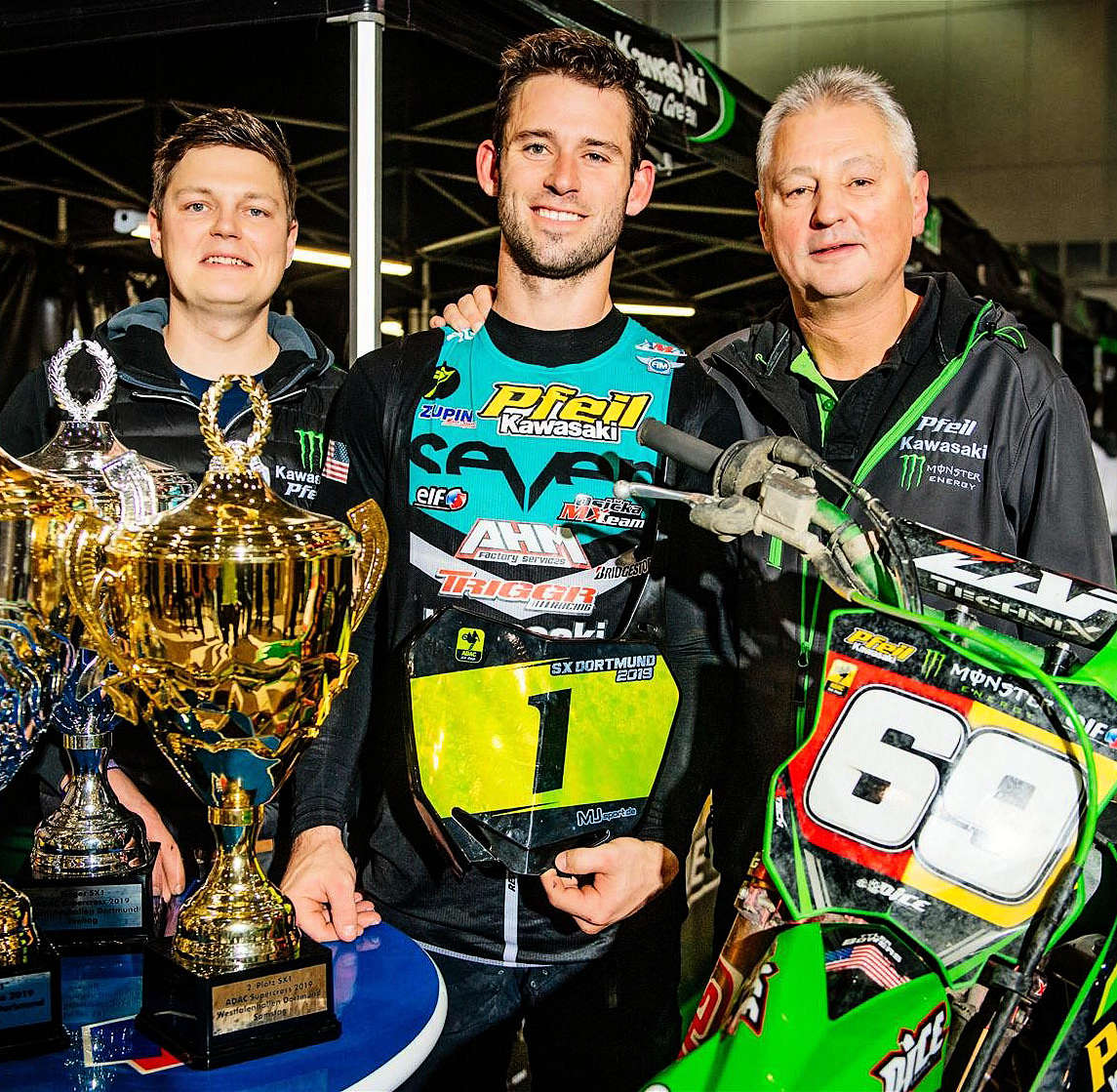 Tyler Bowers wins in Holland