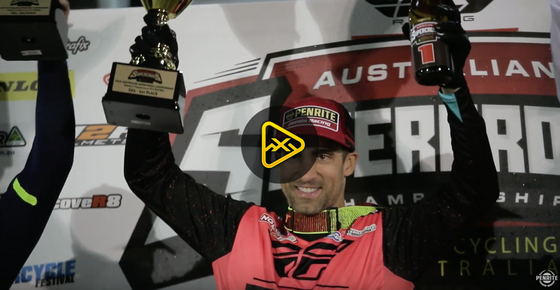 Brayton & Oldenburg Preview Rd3 of Aussie SX