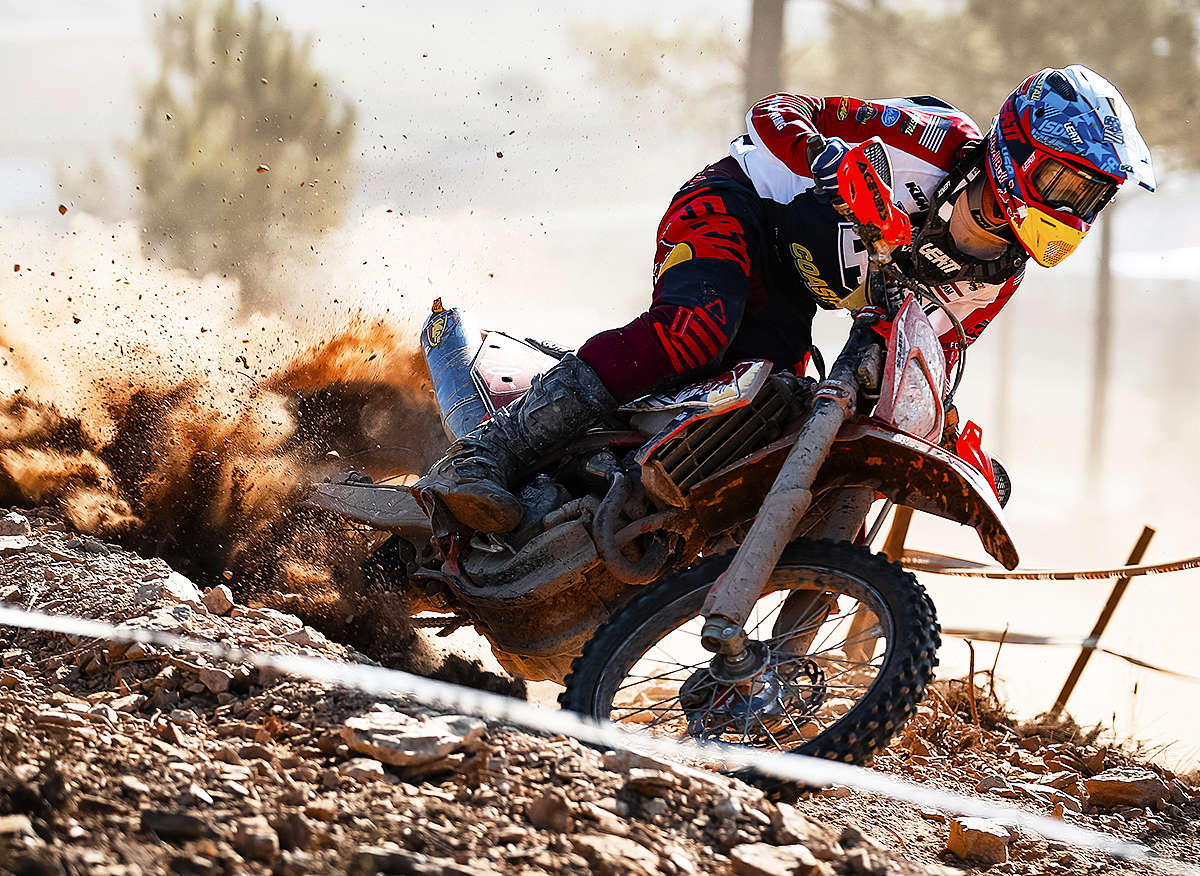 USA Takes Control on Day 3 of ISDE