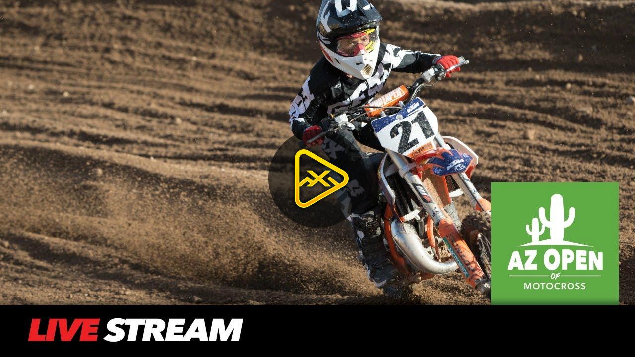 2019 AZ Open Of Motocross | Saturday Live Stream