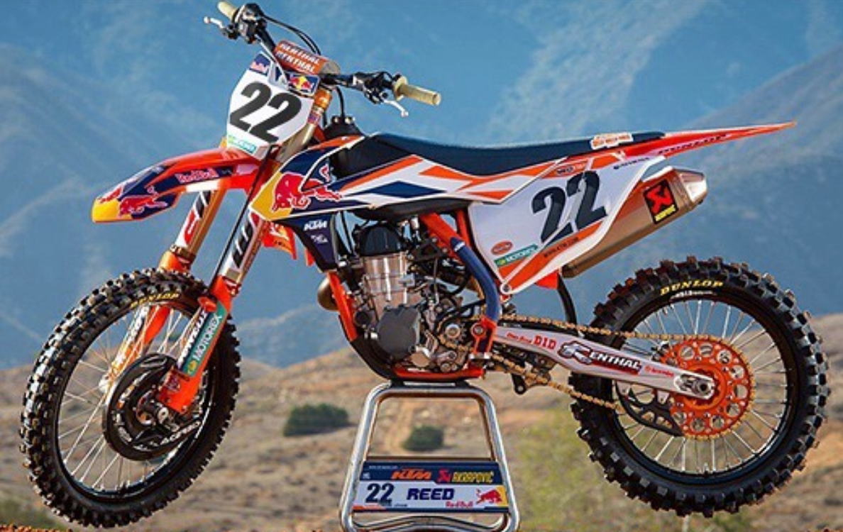 Rumor: Chad Reed to Red Bull / KTM for 2020?