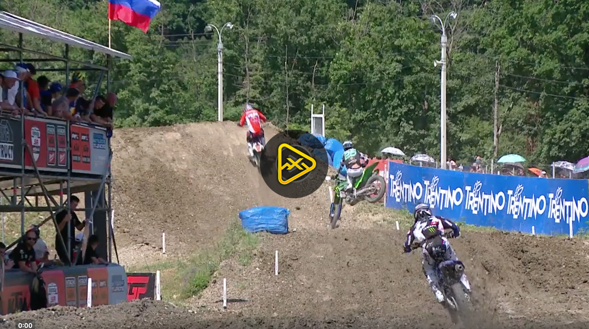 2019 MXGP Best Moments – Ep 6 Russia