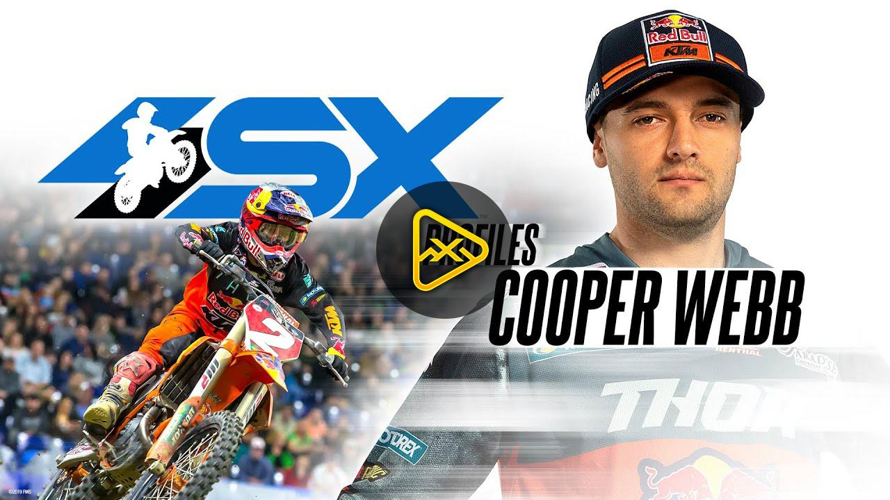 Rider Profile: Cooper Webb the Champ