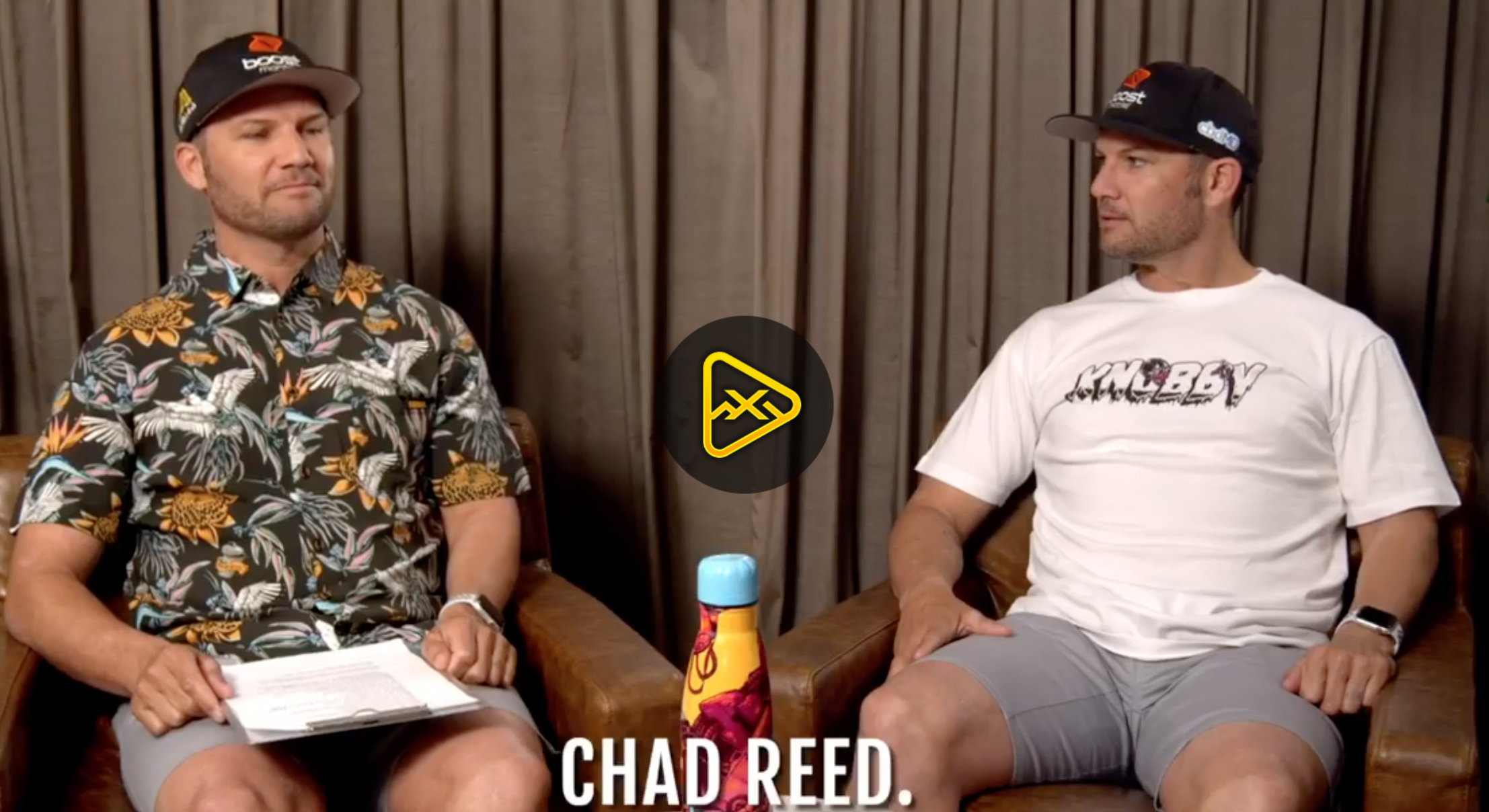 Chad Reed Interviews Chad Reed