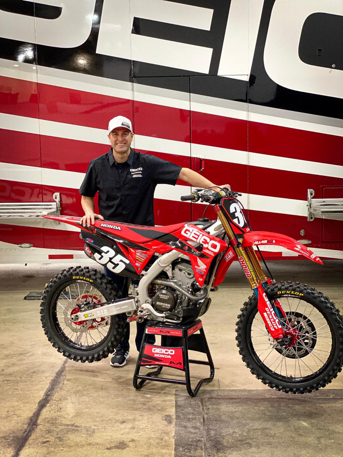 Ryan Dungey Becomes Part Owner of Factory Connection Racing