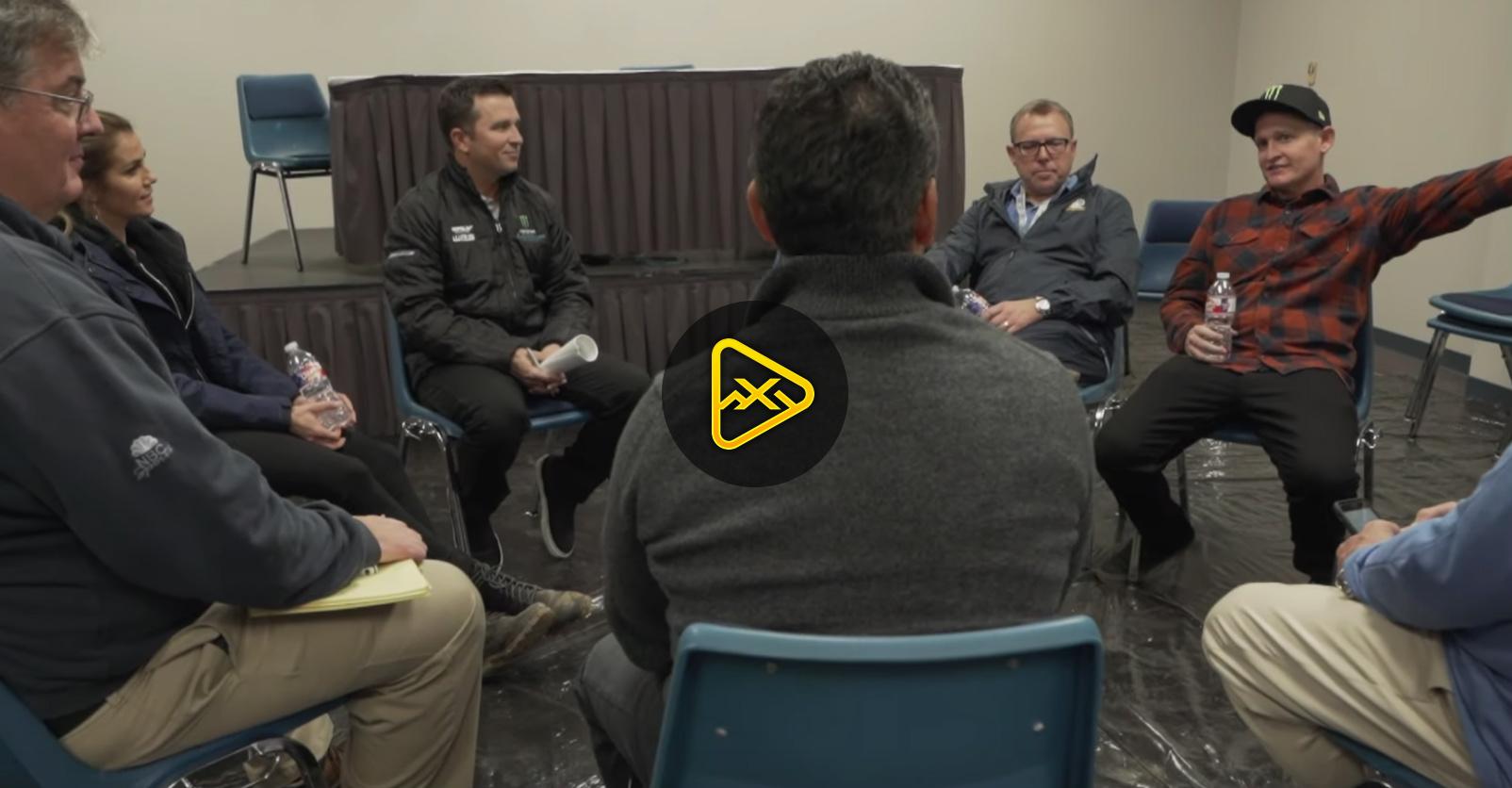 TV Announcers Roundtable – St Louis SX