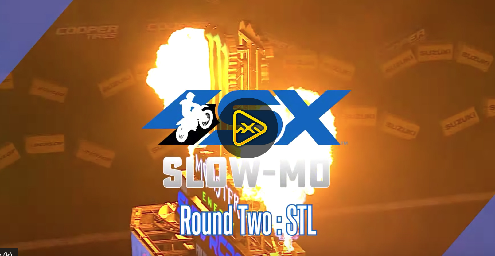 SX in Slow Motion – 2020 St Louis SX