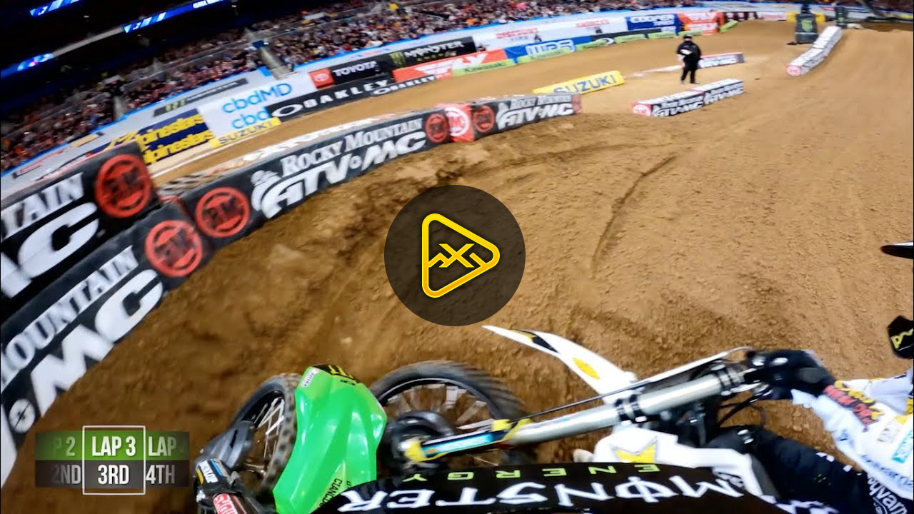 GoPro: Adam Cianciarulo at 2020 St Louis SX