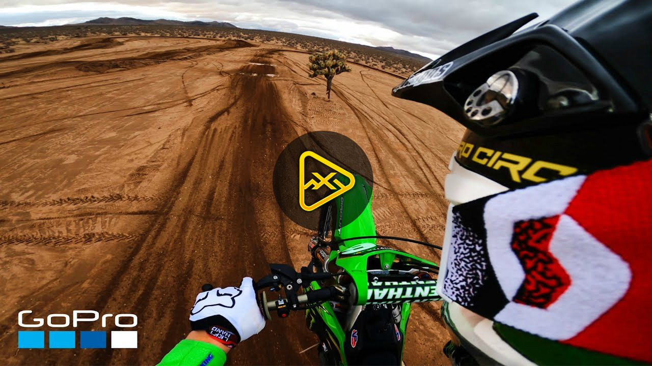 GoPro: Desert Shred with AC, Forkner & McAdoo