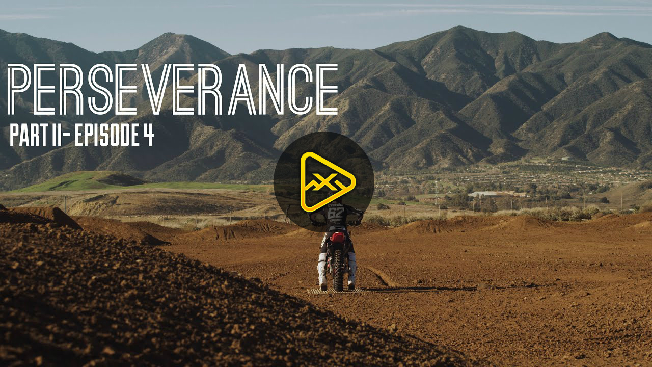 PERSEVERANCE   Christian Craig: Glendale SX – Ep4