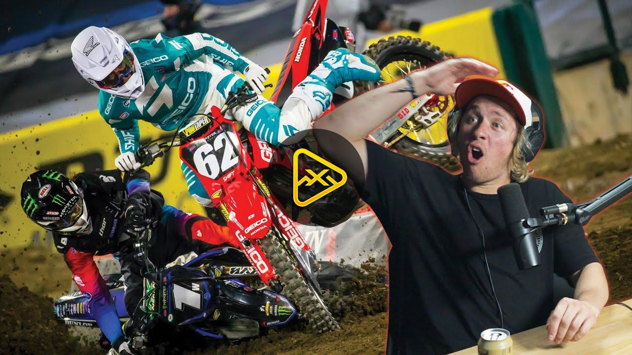 Reacting to Crazy 250 Main – Tyler Bereman & Harry Bink