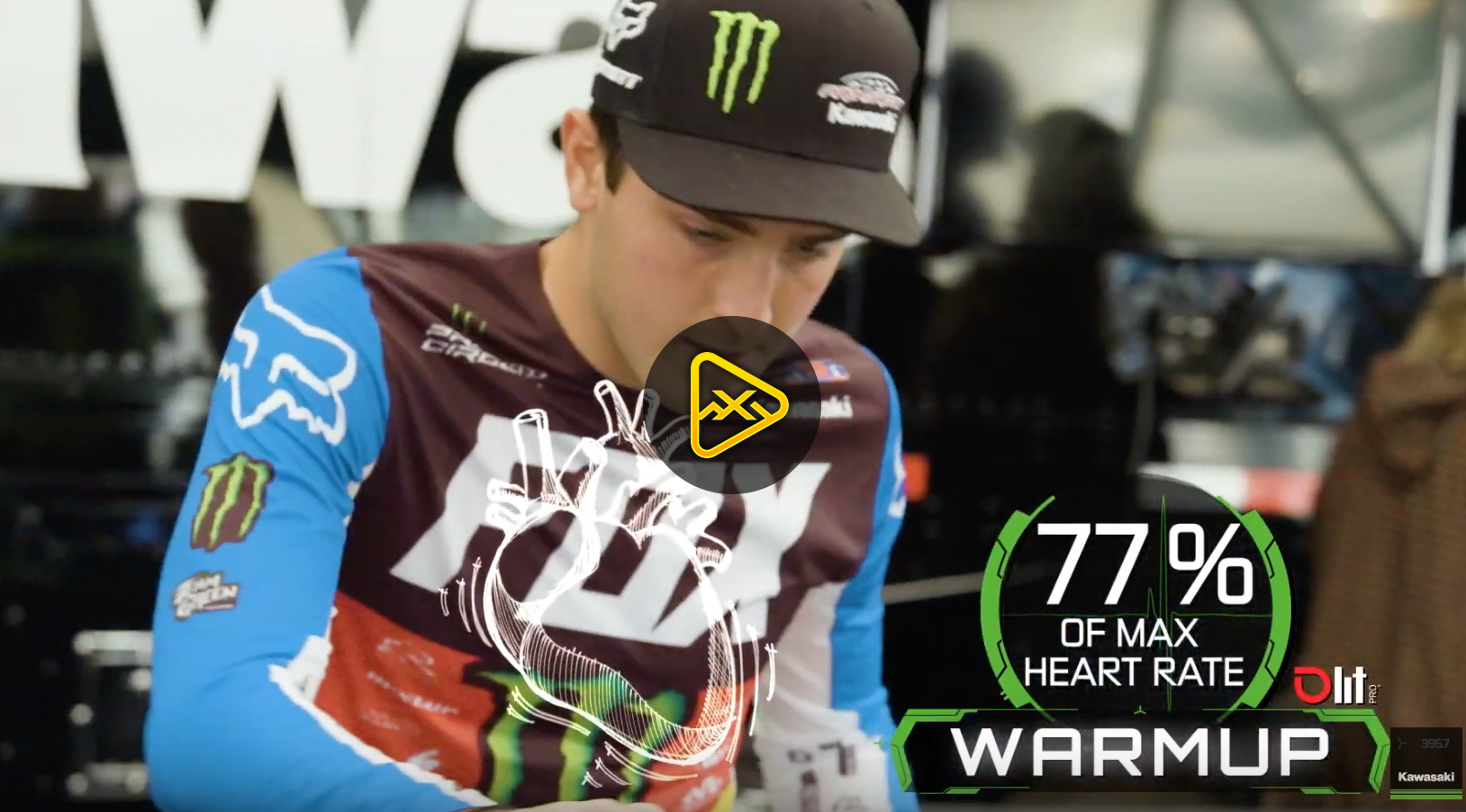 Science of Supercross – Ep 58 – Heart Rate
