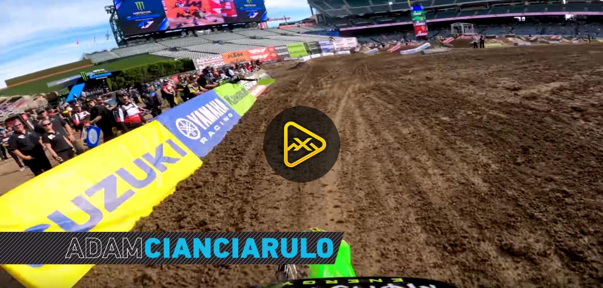 GoPro – Adam Cianciarulo Anaheim 2 SX Preview