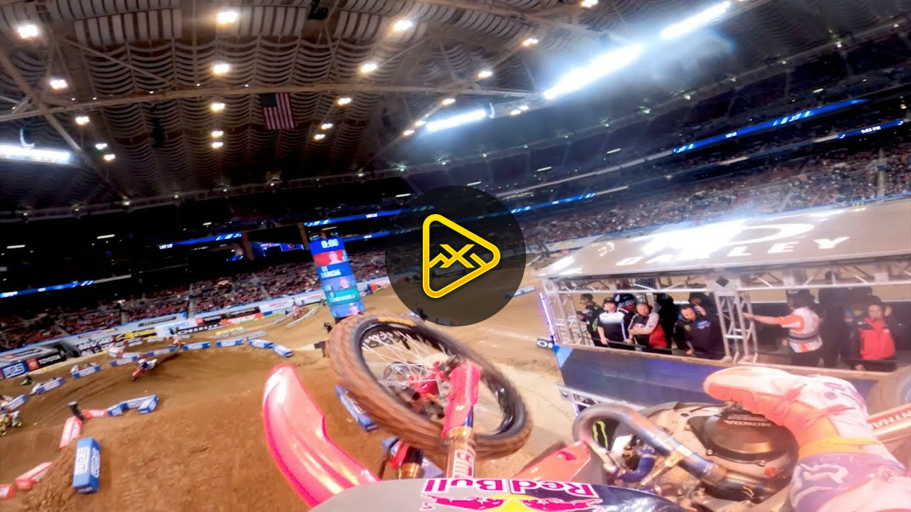 GoPro: Ken Roczen at 2020 St Louis SX