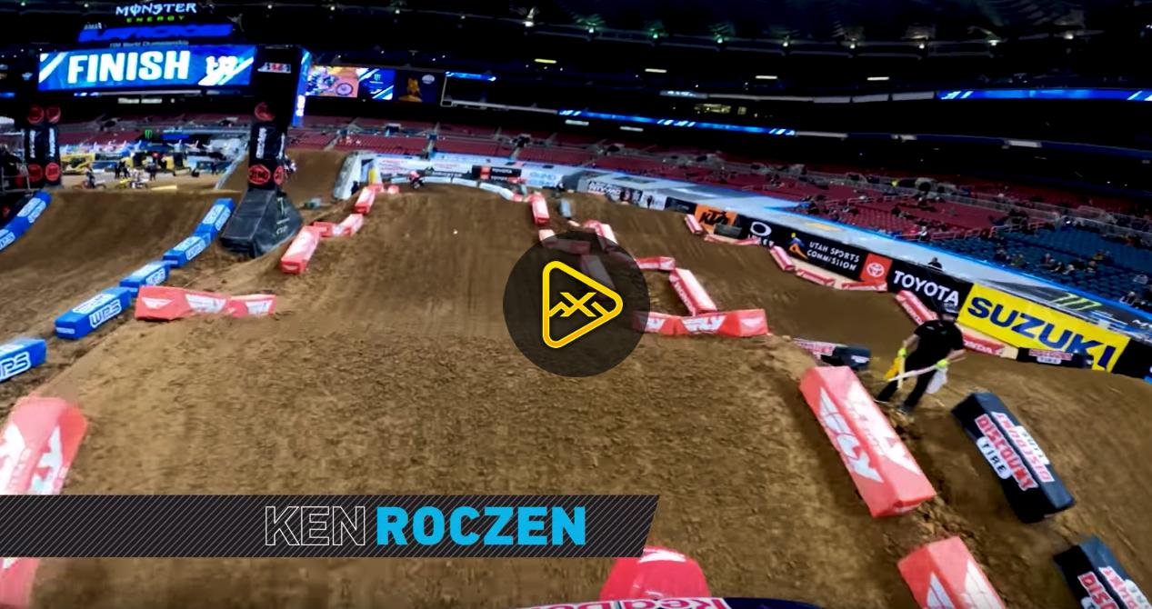 GoPro Course Preview: Ken Roczen 2020 St. Louis SX