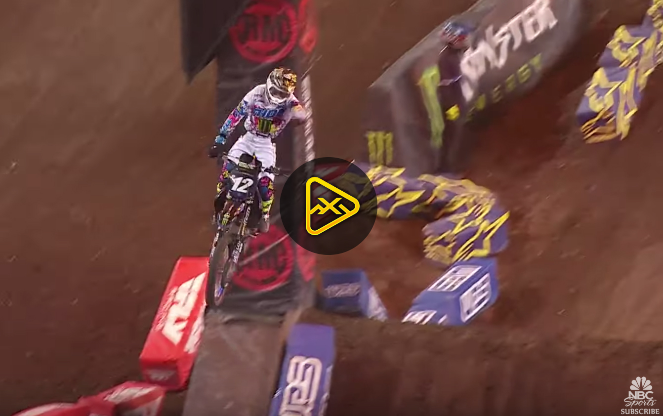 250SX Extended East Highlights – 2020 Tampa SX