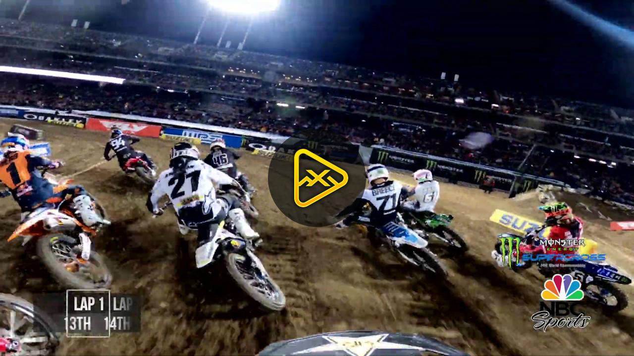 GoPro: Dean Wilson 2020 Oakland SX 450 Main