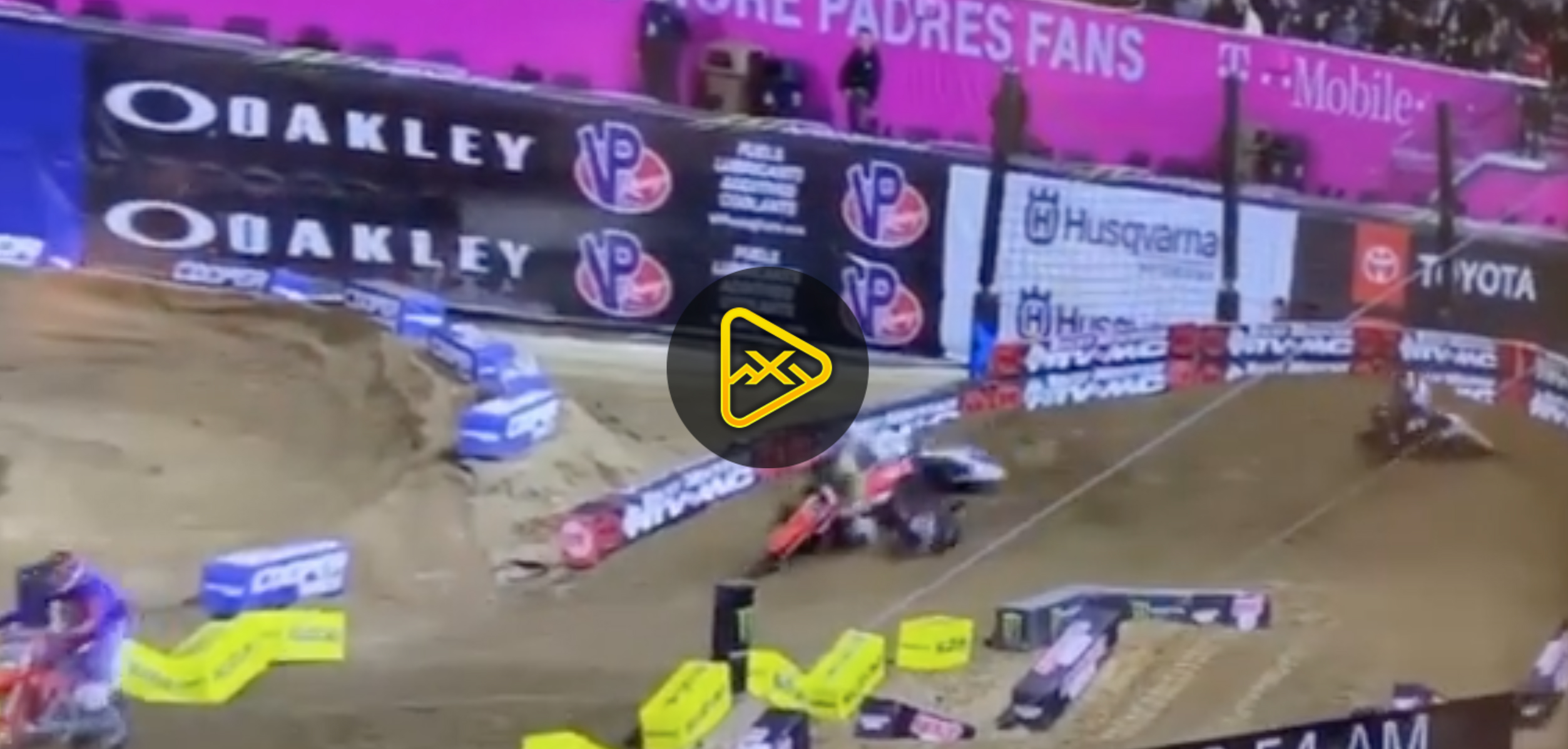 Brayton Cleans out Anderson in San Diego