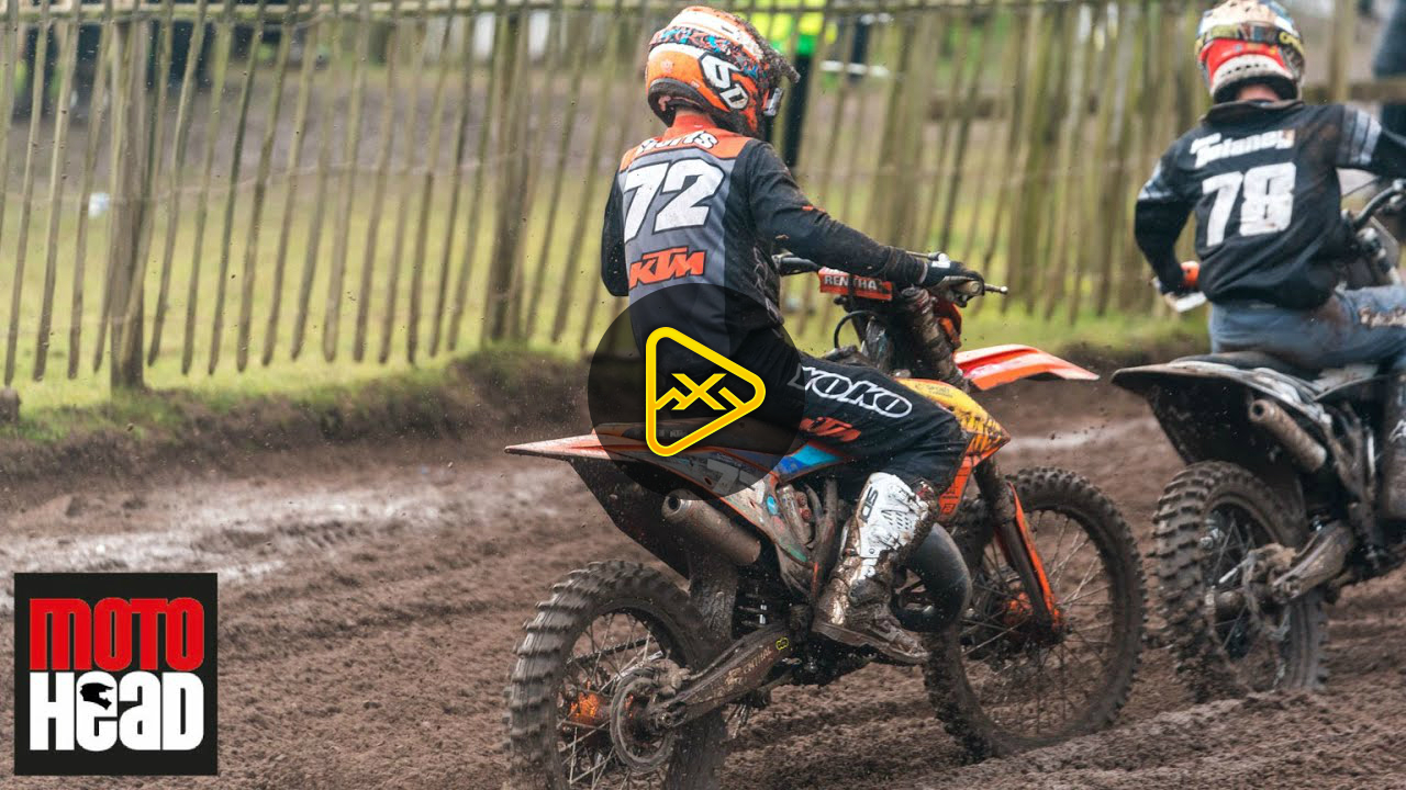 Liam Everts – 125 Two-Stroke at Hawkstone International