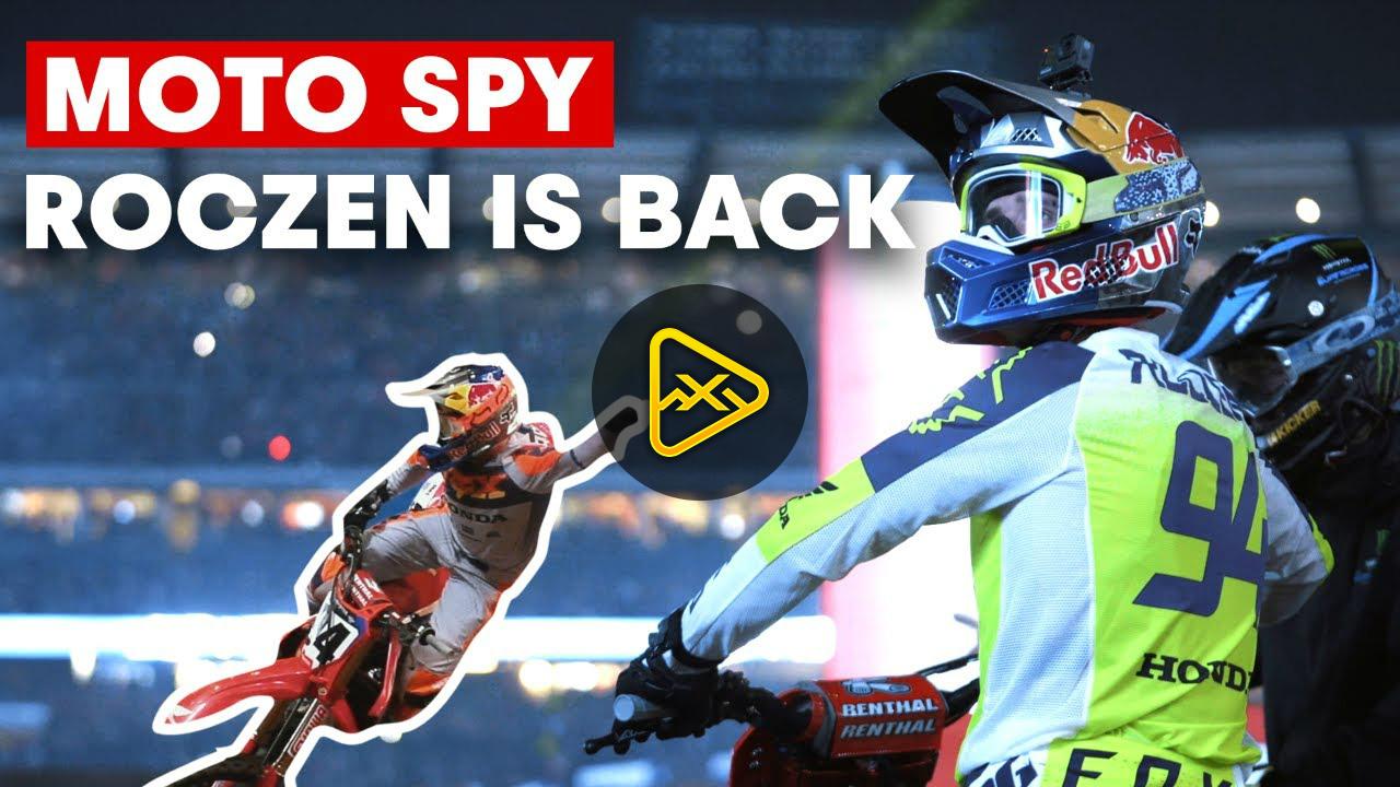 Sweetest 26 Points of Ken Roczen's Career | Moto Spy SX S4E2