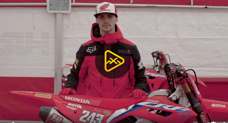 Gasjer and Evans Interviews – MXGP of Great Britain
