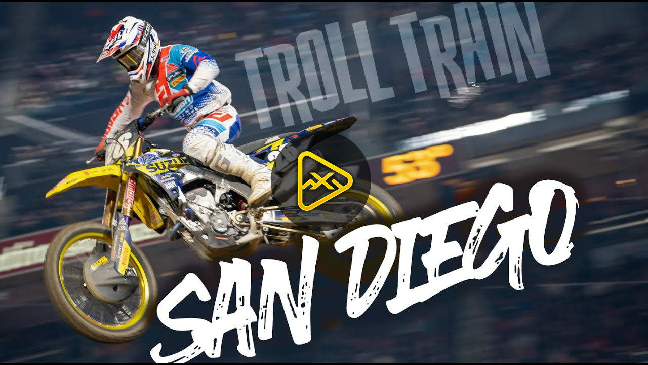 Troll Train EP6 – 2020 San Diego SX