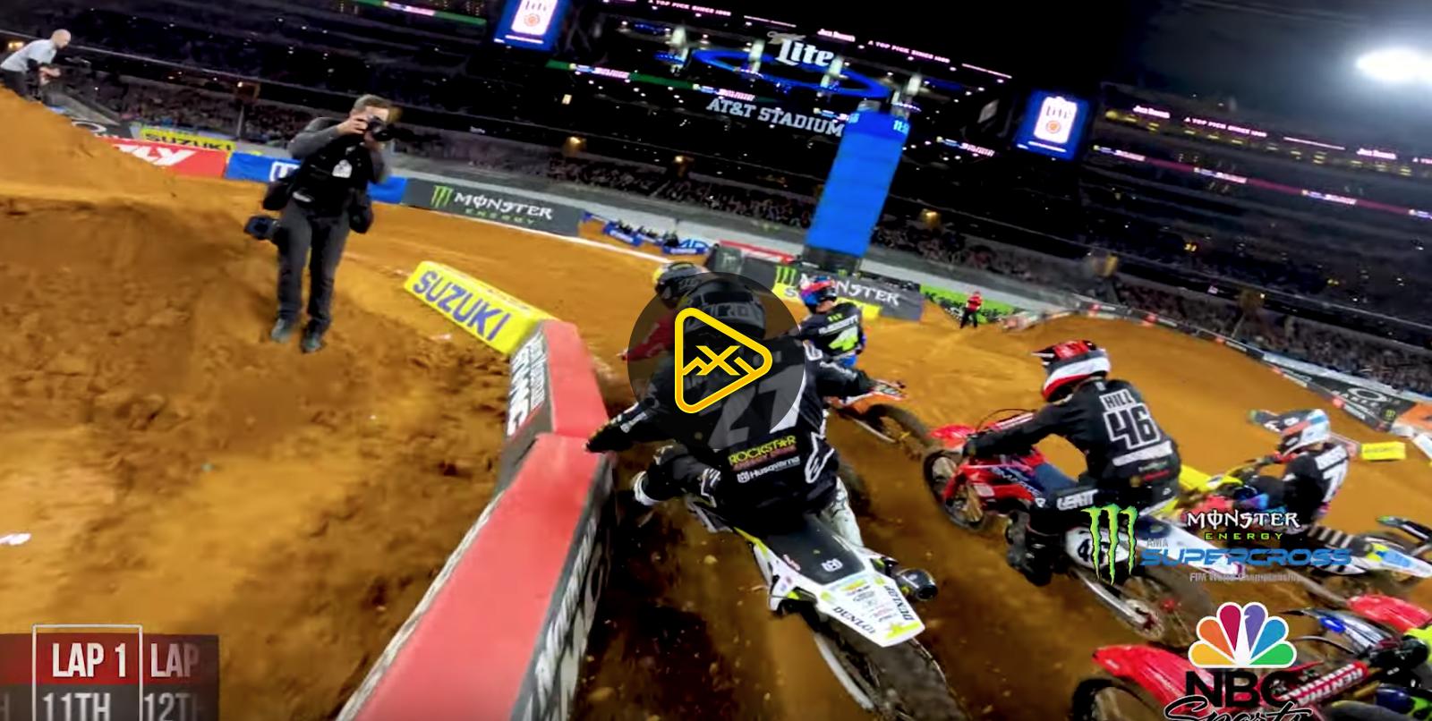 GoPro: Ken Roczen Main Event 3 Arlington SX