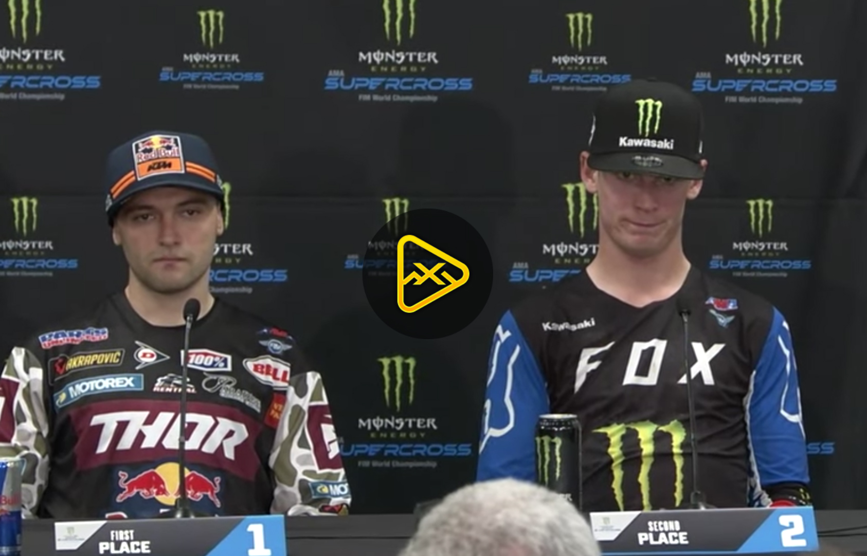 Post-Race Press Conference – 2020 San Diego SX