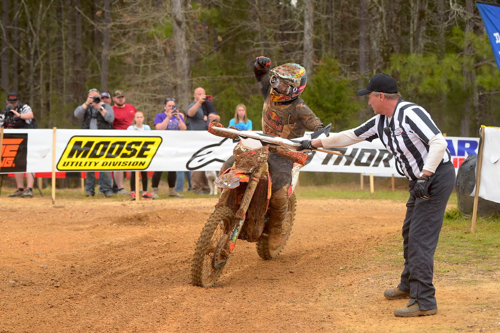 GNCC Starting to Cancel Races