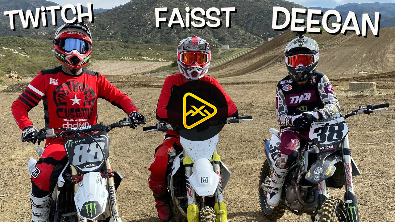 "Deegan, ""Twitch"", and Faisst Back Together"
