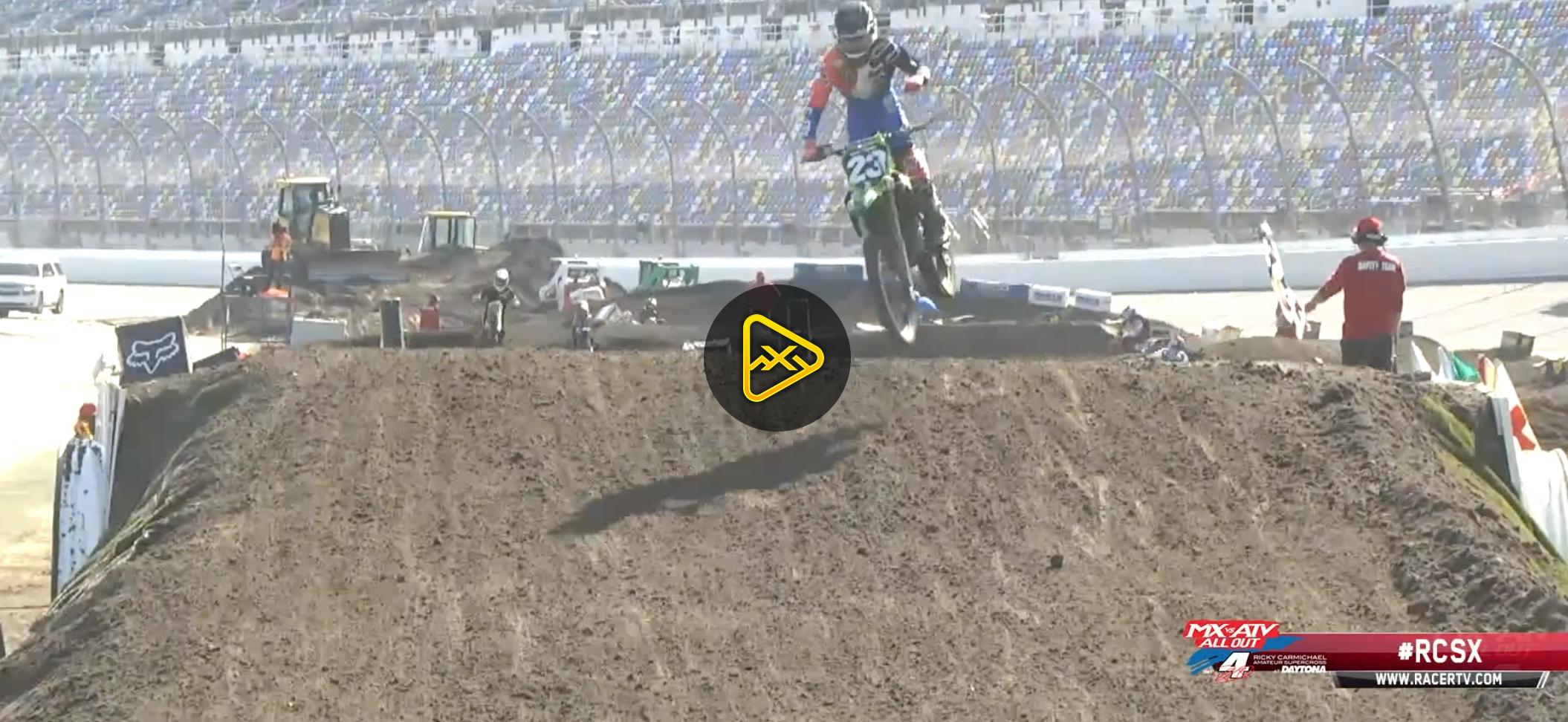 Watch RCSX 2020 Daytona Amateur SX Live
