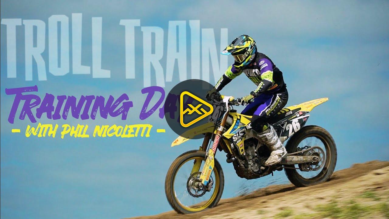 Troll Train – Training Day with Phil Nicoletti