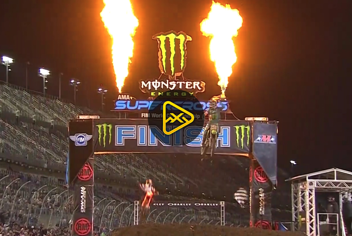 450 Highlights – 2020 Daytona SX