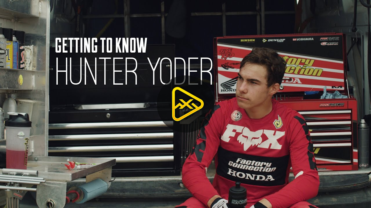 Getting to Know Hunter Yoder